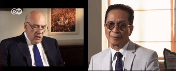 DW:  Conflict Zone feat. Salvador Panelo