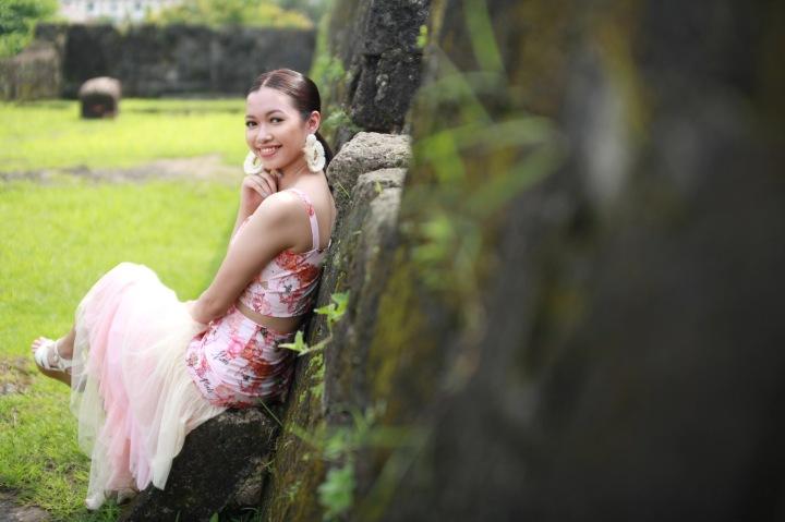 Mariella Leyson Pre-debutShoot