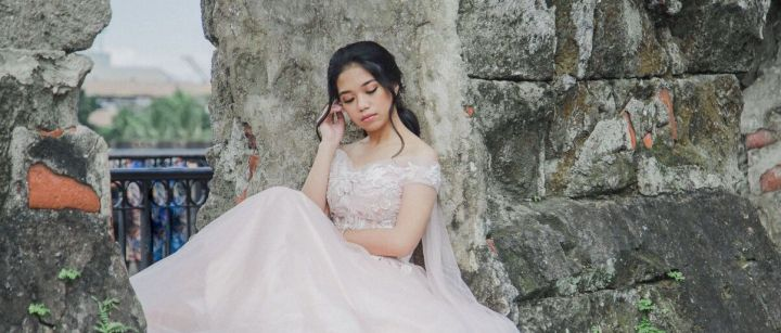 Bernadette Dagdagan Pre-Debut Shoot