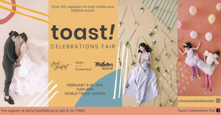 Toast Celebrations Fair 2019