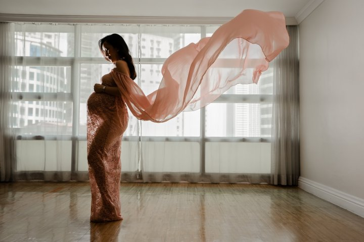 Chi Laurena Maternity Shoot