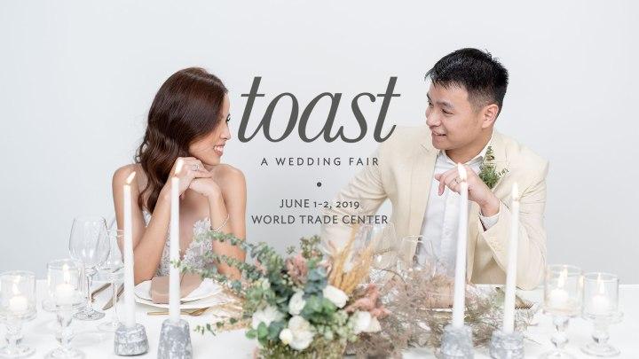 Toast Weddings 2019