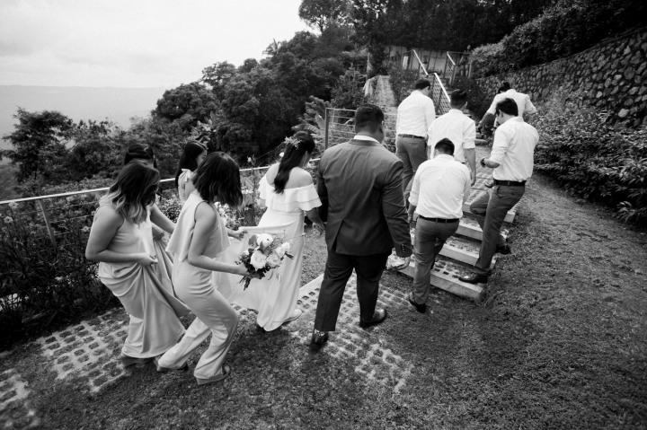 Mendoza-Maghirang Nuptials