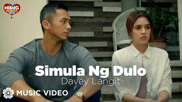 Simula Ng Dulo MusicVideo