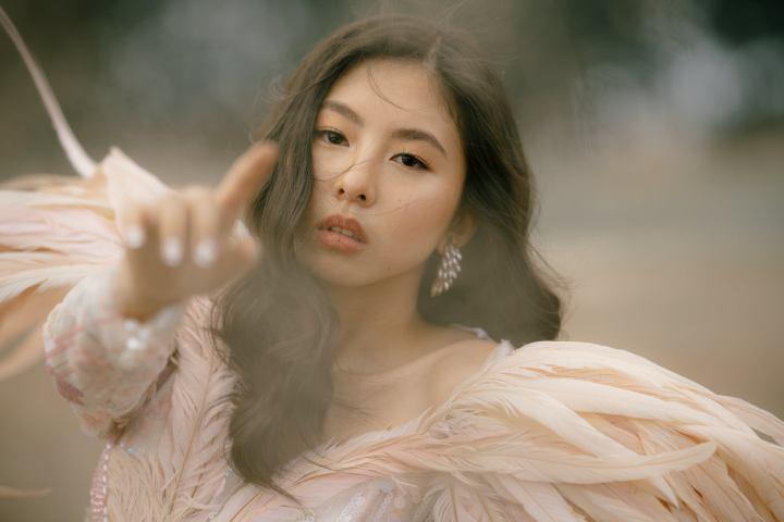 Shaira Wong Pre-debutShoot